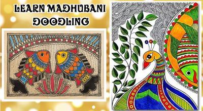 Learn Madhubani Doodling
