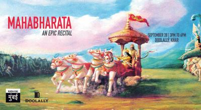 Mahabharata - An Epic Recital At Doolally Khar