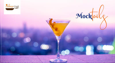 Mocktail Workshop with Culinary Craft