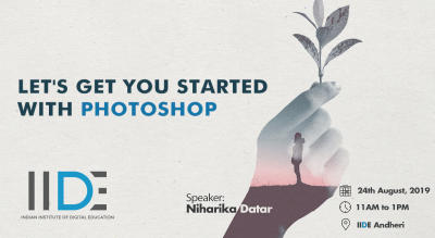 Lets Get You Started With Photoshop