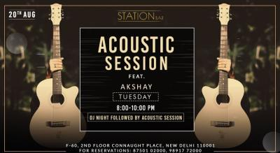 Acoustic Session feat Akshay