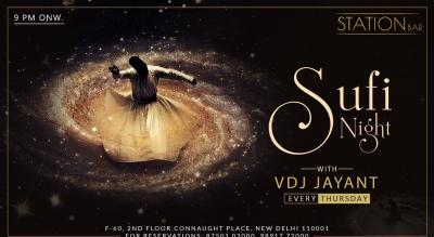 Sufi Night With VDJ Jayant