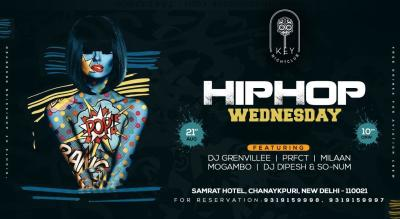 Hip Hop Wednesday at Key Nightclub