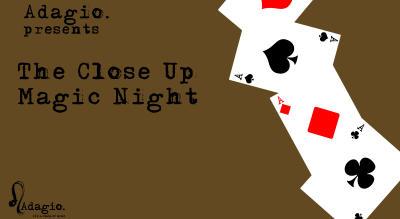 The Close up Magic Night