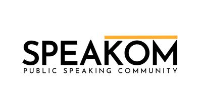 Speakom - Public Speaking Community