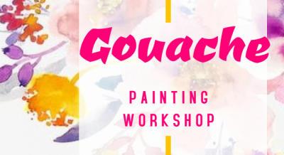 Gouache Painting Workshop