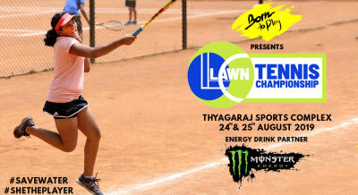 Born To Play Lawn Tennis Championship: August'19 Edition