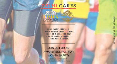 Media Agility Entertainment and Times Foundation Presents :Run on Women safety