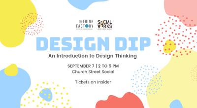 Design Dip | Design Thinking Workshop | #SocialWorks