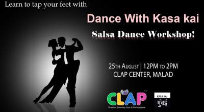 Dance With Kasa Kai - Salsa Dance Workshop at Clap Centre