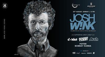 Constellate w/ Josh Wink (Extended Set) & Friends