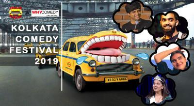 Amazing Line-up | Kolkata Comedy Festival