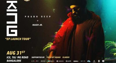 Prabh Deep + Nash Jr. [King EP Launch Tour]