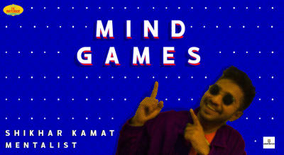 Mind Games by Shikhar Kamat Mentalist