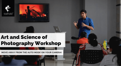 Art and Science of Photography Workshop - Mumbai