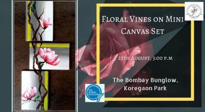 Floral Vines Painting Workshop