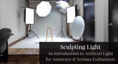 Sculpting Light Workshop