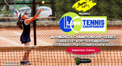Born To Play Lawn Tennis Championship: September'19 Edition