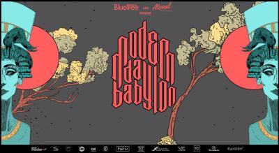 BLUETREE TOURS : Modern Day Babylon W/ Project Mishram | BANGALORE