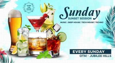 Sunday Sunset Sessions At Otm, Jubilee Hills