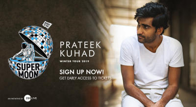 Supermoon ft Prateek Kuhad Winter Tour 2019 | Sign up for Early Access