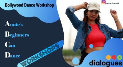 Bollywood Dance Workshop by Ann