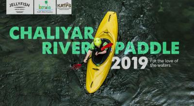 Chaliyar River Paddle 2019