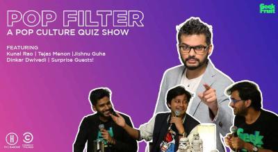 Pop Filter: A pop culture quiz show