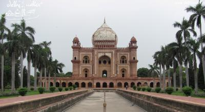 Revisiting the Tales of Safdarjung