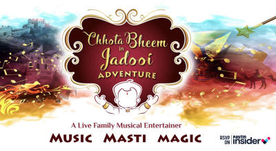 Register for Chhota Bheem Musical | Sign up for Early Access