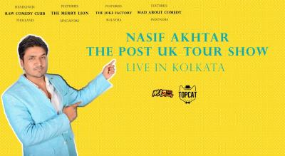 Nasif Akhtar - The Post UK Tour Show!