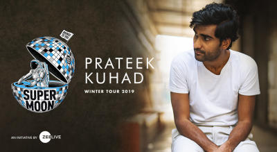 Supermoon ft. Prateek Kuhad Winter Tour 2019 - Surat