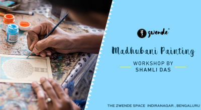 Madhubani Painting Workshop by Shamli