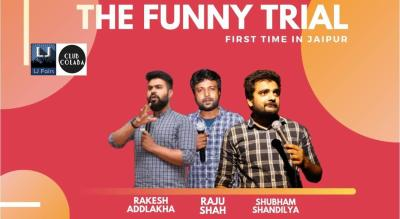 The Funny Trial- A standup comedy trial show