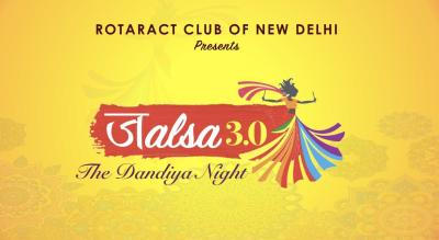 JALSA 3.0 - THE DANDIYA NIGHT