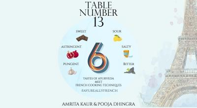 Table Number 13