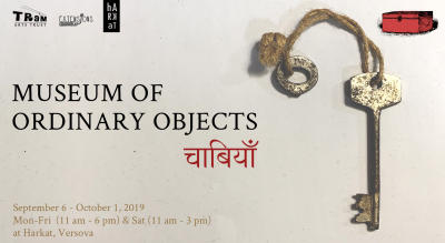 Museum of Ordinary Objects- of Keys!