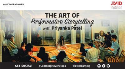 The Art of Performative Storytelling with Priyanka Patel
