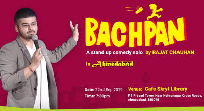 Bachpan   Stand-up Comedy by Rajat Chauhan