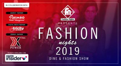 Fashion Nights 2019 (Dine & Fashion Show)