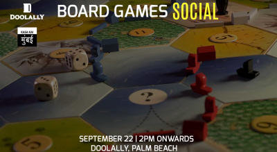 Board Games Social At Doolally Palm Beach,Navi Mumbai
