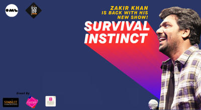 Survival Instinct by Zakir Khan | Dehradun