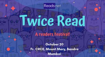 Twice Read - Reader's Festival!