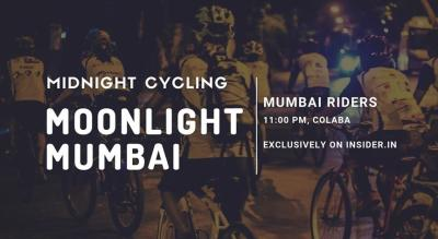 Moonlight Mumbai | Midnight Cycling