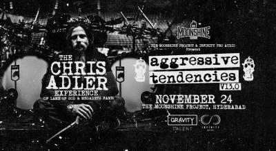 The Chris Adler Experience | Hyderabad