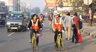 Explore Unseen Old Delhi on Bicycle