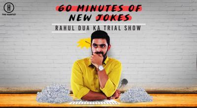 TRIAL SHOW ft. Rahul Dua