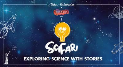 Scifari - Exploring Science with Stories