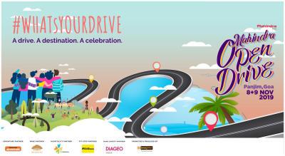 The Road-Trip Mahindra Open Drive Goa