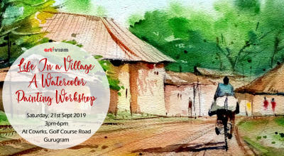 Life In a Village: A Watercolor Workshop